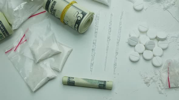 Thumbnail for Big Money And Cocaine Business