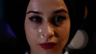 Crying Sad Woman Feeling
