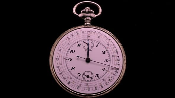 Thumbnail for Antique Dial Chronograph Watch 2