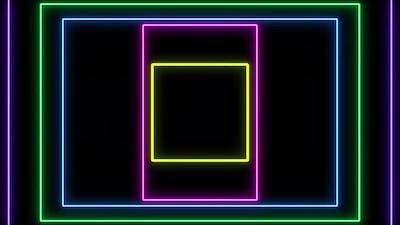 Vj Laser Show Background Loop