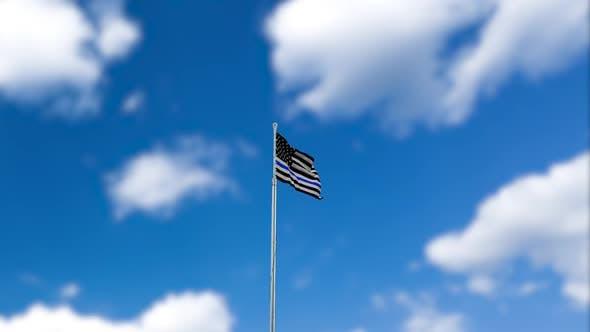 Thumbnail for Police Flag Waving