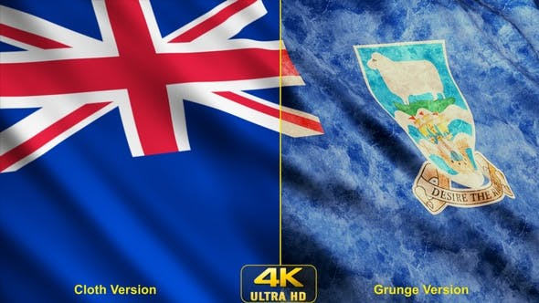 Cover Image for Falkland Islands Flags