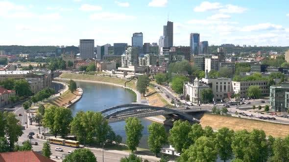 City at Daytime.