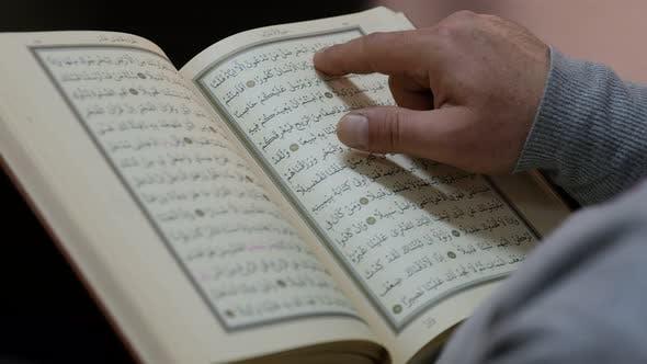 Thumbnail for Reading Quran