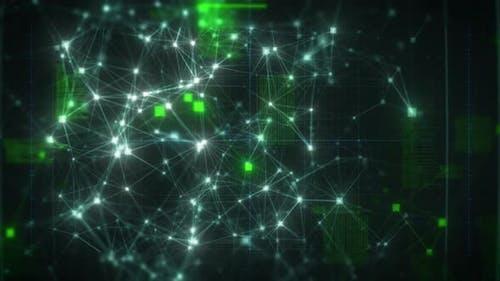 Künstliche Intelligenz SuchCode Konzept