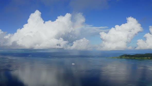Thumbnail for Aerial view of ishigaki island