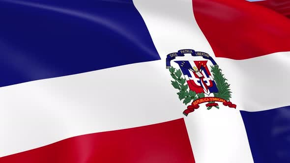 Thumbnail for Dominican Republic Flag