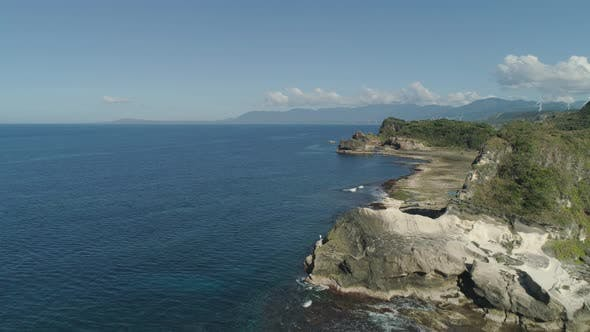 Thumbnail for Kapurpurawan Rock Formation in Ilocos Norte Philippines