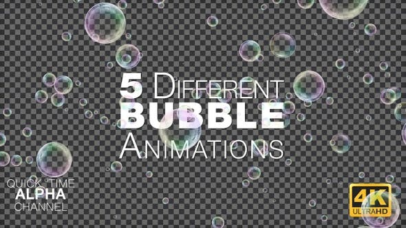 Thumbnail for Transparent Bubbles With Loop