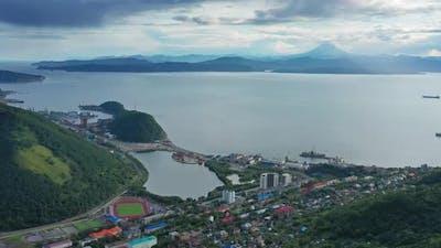 PetropavlovskKamchatsky and Avacha Bay