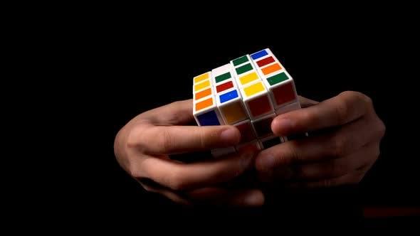 Thumbnail for Magic Puzzle Cube 1