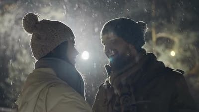 Warm Relationship in Cold Winter