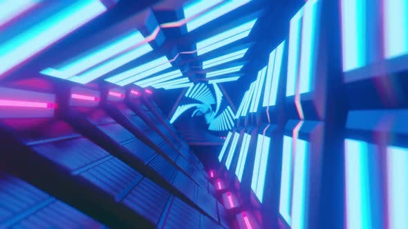 Thumbnail for Neon Tunnel Loop