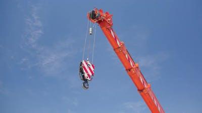 Mechanical Crane System