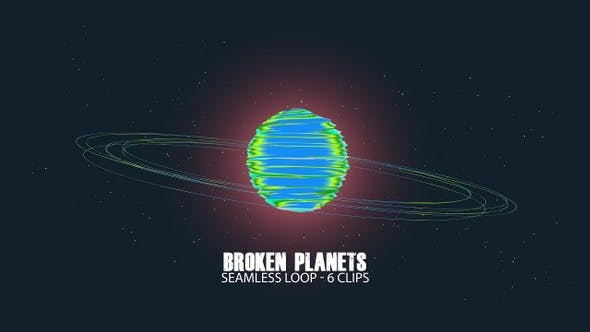 Thumbnail for Broken Planets
