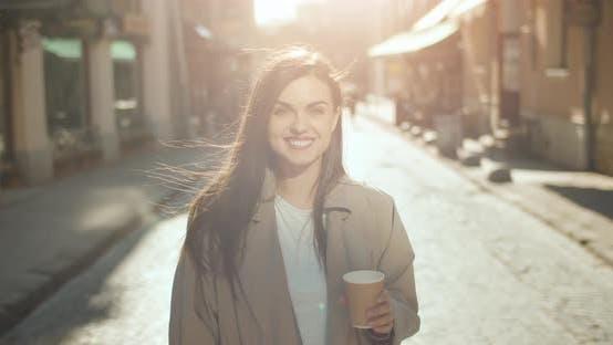 Thumbnail for Portrait of Sunny Girl