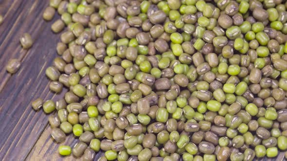 Thumbnail for Mung Beans Background Rotate