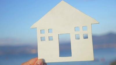 Having a seaside house