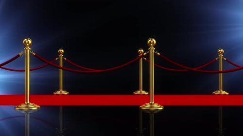 Red Carpet Side Scroll