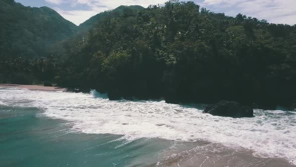 Thumbnail for Caribbean Beach Drone Shoot