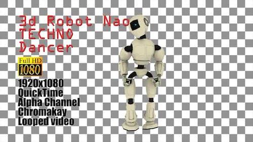 Humanoid  Robot Baby Dance