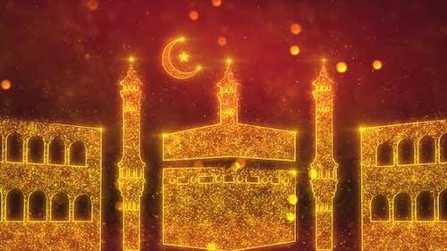 Eid al-Adha Bakrid Background