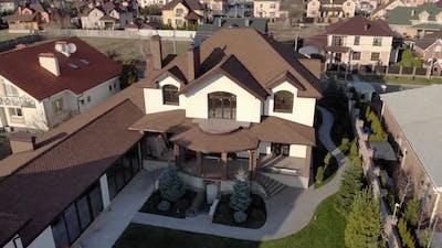 Rich House Aerial