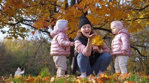 Family Outdoor Activities in Fall Season