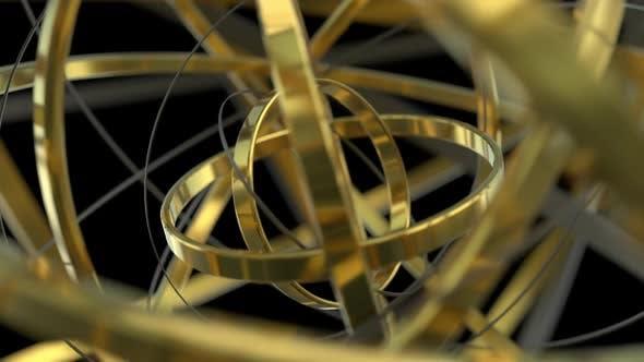 Rings Golden