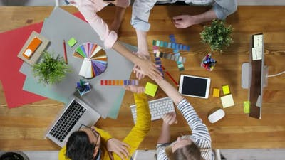 Teamwork of Designers