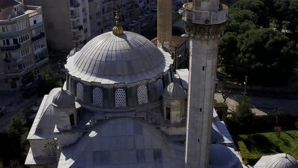 Thumbnail for Mosque And Minarets Aerial View 2