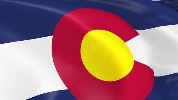 Thumbnail for Colorado State Flag