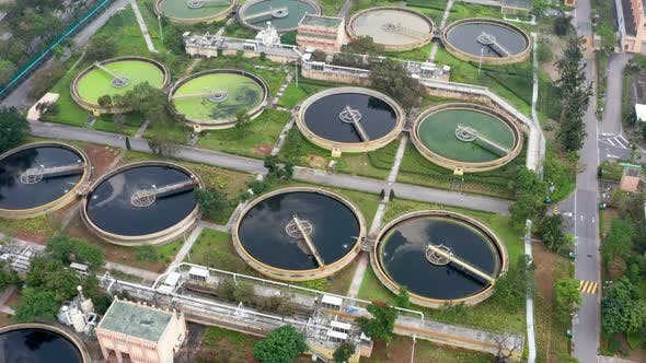 Thumbnail for Sewage treatment plant in Hong Kong