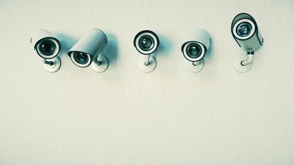 Thumbnail for CCTV Cameras Tracking the Same Object