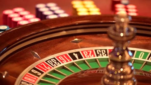 Running Roulette Game