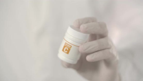 Thumbnail for White Vitamin C Box