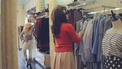 Lovely Shoppers