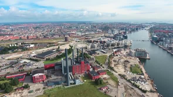 Thumbnail for Copenhagen HC Oersted Power Station