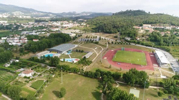 Thumbnail for Sport Complex Aerial Footage