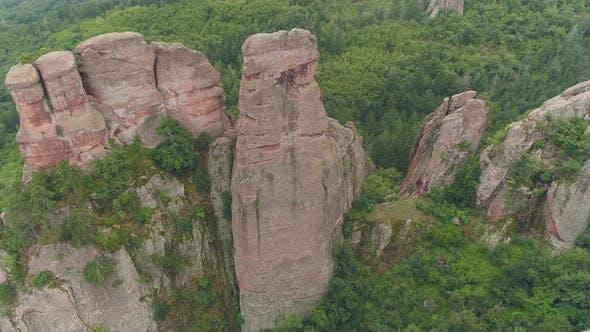 Incredible Rocks of Belogradchik (bulgaria)
