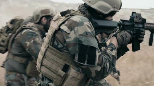 Militärische Mission