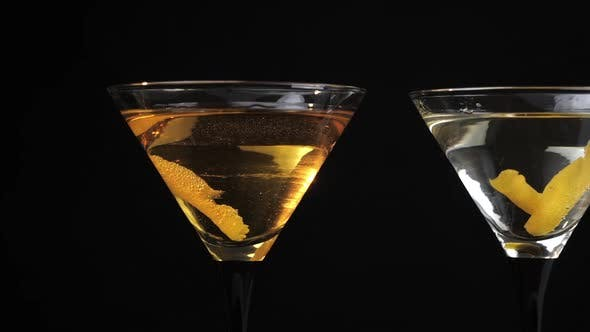 Dry Martini - Cocktail Drink Celebration