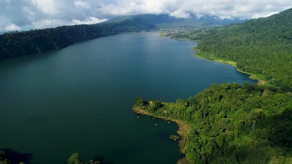 Thumbnail for Buyan Lake in the Mountains