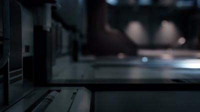 Scifi Tunnel or Spaceship Corridor