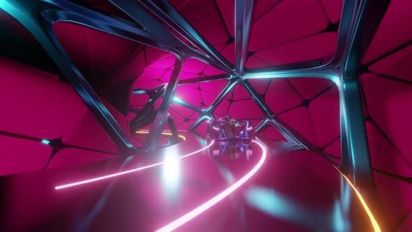 Thumbnail for Retro Car Tunnel Loop