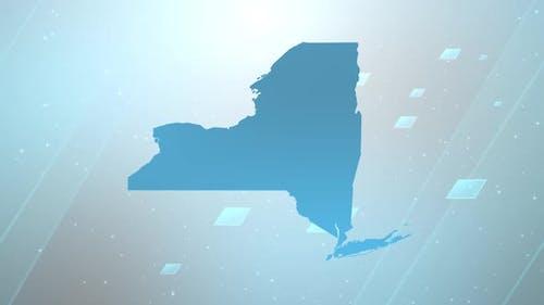 New York State Slider Background