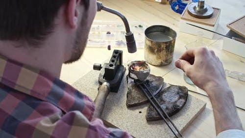 Working with Precious Metal