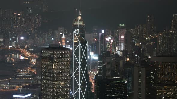 Thumbnail for Hong Kong Night View
