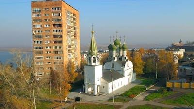 A Church in Russia