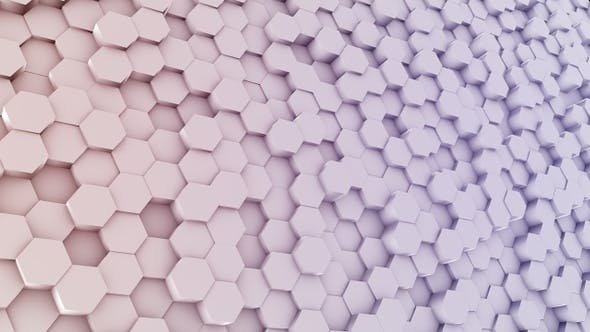 Thumbnail for Hexagon Colored Background